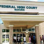 HIGH COURT OF JUSTICE OF BENUE STATE- AUCTION SALES OF CAR AND BUILDING